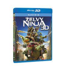 Želvy Ninja - 2xBlu-ray (3D+2D)