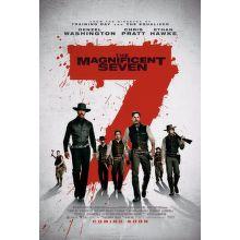 Sedm statečných - Blu-Ray film