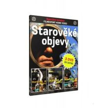 Starověké objevy 1-3 - DVD film