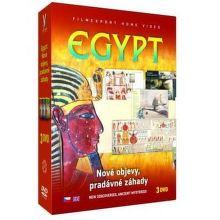 Egypt: Nové objevy - DVD film