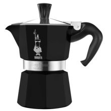 BIALETTI Moka Express (černá) - Moka kávovar 300 ml