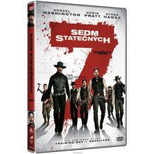 Sedm statečných - 2xBD (Blu-ray + 4K UHD film)