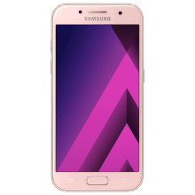 Samsung Galaxy A3 2017 (broskvová)