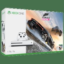 Microsoft Xbox One S 1 TB (bíla)+Forza Horizon 3