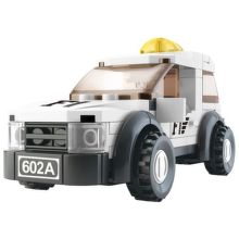 Sluban F1 Safety car 96 dílů