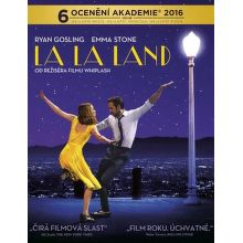 La La Land - Blu-ray film