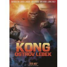 Magic Box Kong: Ostrov lebek - DVD film
