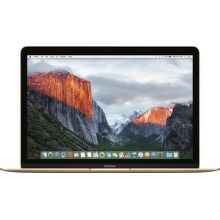 "Apple MacBook 12"" Retina Core M3 1.2GHz 8GB 256GB Intel HD615 zlatý"