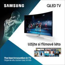 10 UHD filmů ke QLED televizorům Samsung