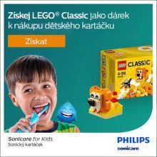 LEGO ke kartáčku Philips Sonicare fot Kids