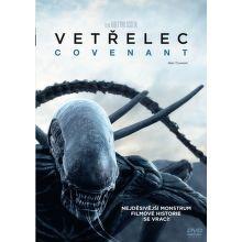 Vetřelec: Covenant - DVD