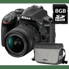 Nikon D3400 18-55 f/3,5-5,6G VR KIT