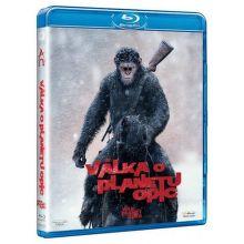 Válka o planetu opic - Blu-ray film