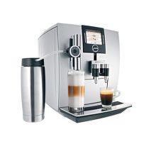 JURA Capresso IMPRESSA J9.3 (stříbrná) - Automatické espresso