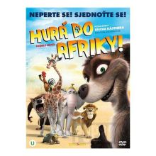 Hurá do Afriky - DVD film