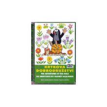 Krtkova dobrodružství 1 - DVD