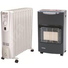 Ohřívače a radiátory
