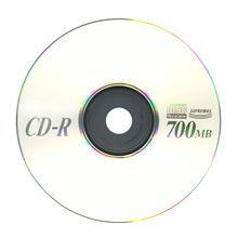 Prázdná média CD, DVD a jiné