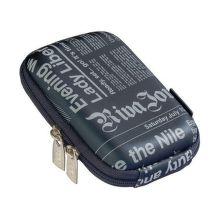 Riva Case 7103 RC-7103-DBU-NWSP tmavě modré (newspaper) - pouzdro na fotoaparát