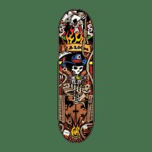 ROCES SKB COWBOY, Skateboard