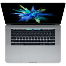 "Apple MacBook Pro 15"" Touch Bar 512GB (šedá), MLH42CZ/A"