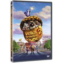 Velká oříšková loupež 2 - DVD