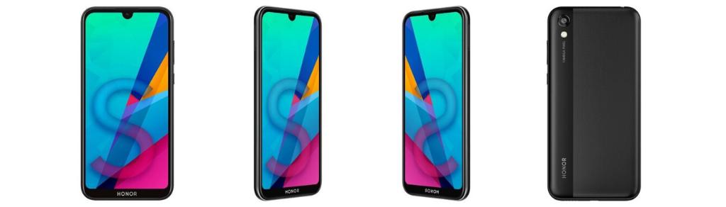 Electroworld-top-telefony-do-5000-Honor 8S Dual SIM 32 GB černý vystavený kus s plnou zárukou