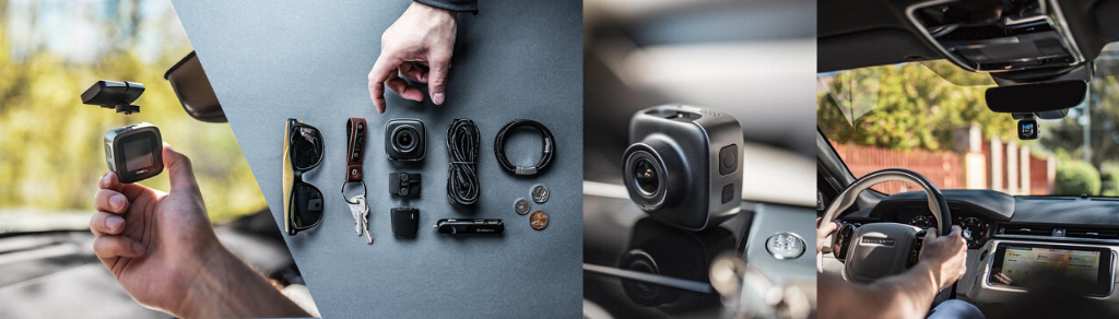 Autokamera-Niceboy-PILOT-X-cerna
