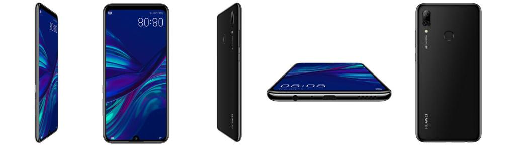 Electroworld-top-telefony-do-5000-Huawei P smart 2019 černý
