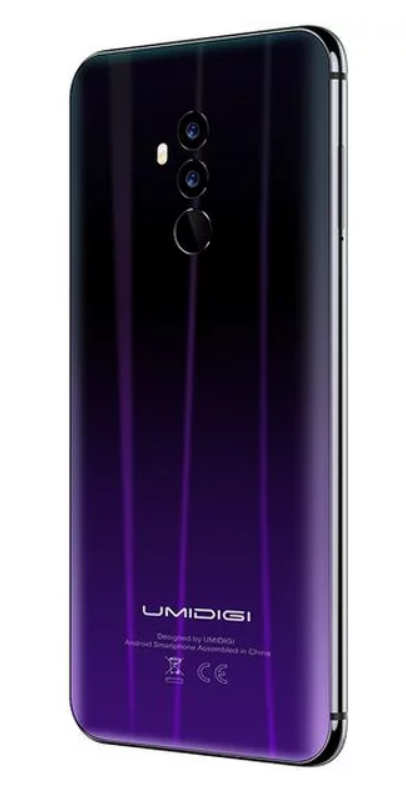Umidigi Z2 Dual SIM čierny