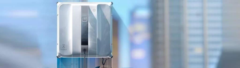 Robotický vysavač oken