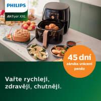 Záruka vrácení peněz na horkovzdušnou fritézu Philips