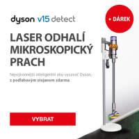 Dárek k vysavači Dyson V15 Detect Absolute