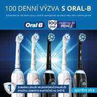 100 dní záruka vrácení peněz na výrobky Oral-B
