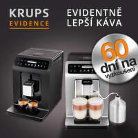 60 dní záruka vrácení peněz Krups Evidence