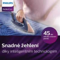 45 dní záruka vrácení peněz na parní generátory a žehličky Philips