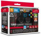 SPEEDLINK TORID Gamepad - Wireless - for PC/PS3