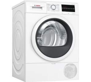 BOSCH WTR87TW0BY, Sušička prádla