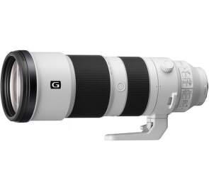 Sony FE 200–600mm f/5,6 – 6,3 G OSS