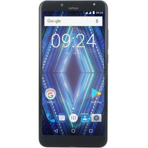 MyPhone Prime 18x9 černý + fitness náramek Forever SB-120