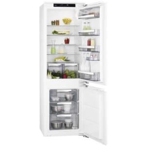AEG SCE818D3LC, Vestavná kombinovaná lednička