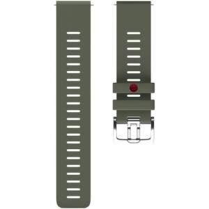 Polar 22 mm M/L remienok pre Polar Vantage M / Polar Grit X zelená