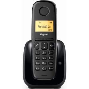 gigaset-a180-cierny-telefon-pre-pevnu-linku