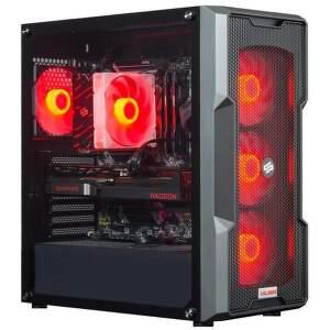 HAL3000 Alfa Gamer Pro 6700 XT (PCHS2483) černý