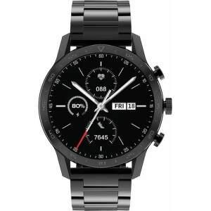 armodd-silentwatch-4-pro-cerne-kovovy-silikonovy-reminek-chytre-hodinky