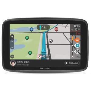 TOMTOM GO CAMPER WORLD, GPS navigace