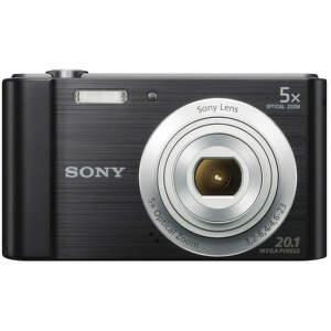 Sony CyberShot DSC-W800 (černý) - fotoaparát