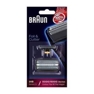 BRAUN CombiPack FlexIntegral - 31B - cierny