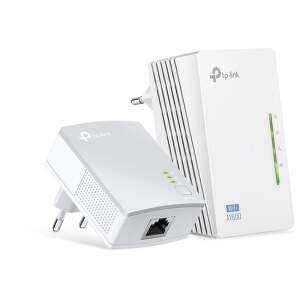 TP-LINK TL-WPA4220KIT powerline + WiFi extender, 600Mb/s