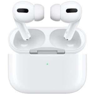 Apple AirPods Pro bílé sluchátka s nabíjecím pouzdrem